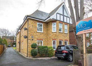 Thumbnail 2 bed flat for sale in Leicester Road, Barnet, Hertfordshire