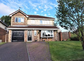 Thumbnail 4 bed detached house for sale in Cumberland Close, Darwen