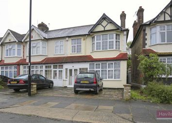 Thumbnail 3 bed end terrace house for sale in Ridge Road, London