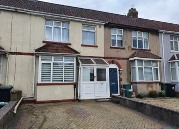 Thumbnail 3 bed terraced house to rent in Station Road, Filton, Bristol