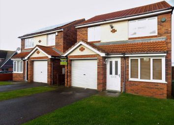 Thumbnail 3 bed detached house for sale in Dyrham Close, Tunstall, Sunderland