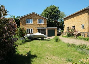 Thumbnail 3 bed detached house for sale in Layson Drive, Norwich