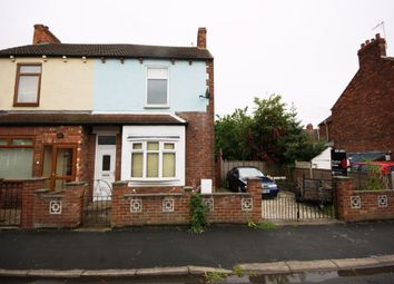 Thumbnail 3 bed semi-detached house for sale in White Street, Selby, North Yorkshire