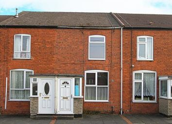 Thumbnail 3 bed terraced house for sale in Duchess Street, Creswell, Worksop