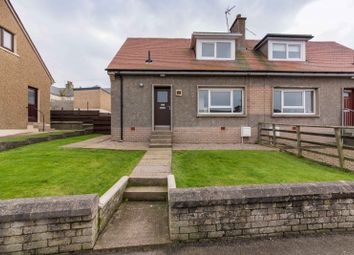 Thumbnail 2 bed semi-detached house for sale in Fountain Park, Banff, Aberdeenshire