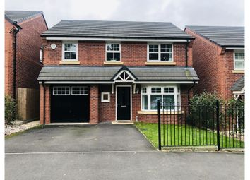 Thumbnail 4 bed detached house for sale in Sycamore Road, Manchester