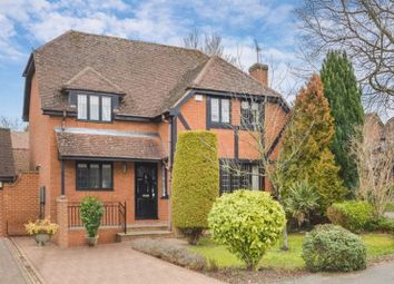 Thumbnail 4 bed detached house for sale in Berndene Rise, Princes Risborough