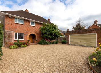 Rideway Close, Camberley, Surrey GU15. 4 bed detached house