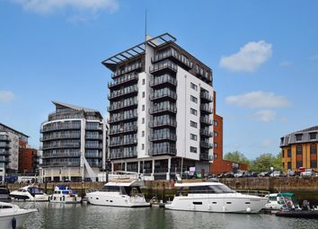 Thumbnail 2 bed flat to rent in Sundowner, Channel Way, Ocean Village Southampton, Hampshire