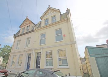 Thumbnail 5 bed semi-detached house for sale in St. Barnabas Terrace, Stoke, Plymouth