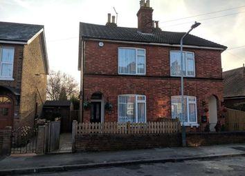 Thumbnail 2 bed semi-detached house for sale in Nursery Road, Tunbridge Wells, Kent