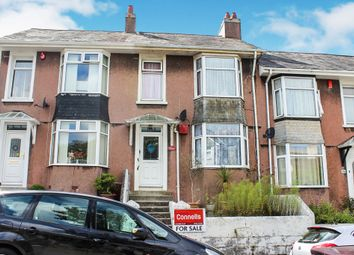 3 bed terraced house for sale in Ocean Street, Keyham, Plymouth PL2