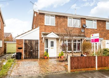 Thumbnail 3 bed semi-detached house for sale in Willow Way, Broughton, Chester