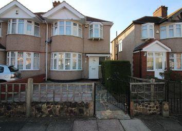 Thumbnail 3 bed semi-detached house to rent in Camplin Road, Queensbury, Harrow