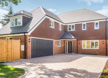 Thumbnail 4 bed detached house for sale in Five Oak Green Road, Five Oak Green