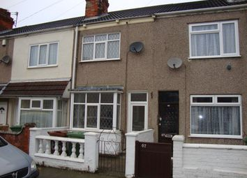 Thumbnail 2 bedroom terraced house to rent in St Heliers Road, Cleethorpes
