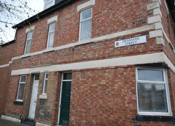 Thumbnail 2 bed flat to rent in Denmark Street, Gateshead
