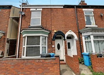 Thumbnail 2 bed end terrace house for sale in Clumber Street, Hull, East Yorkshire