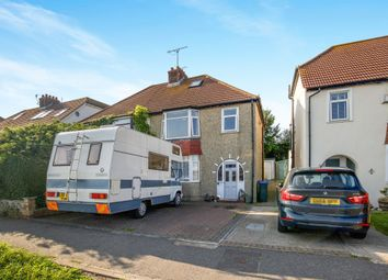 Thumbnail 3 bed semi-detached house for sale in Seaview Estate, Southwick, Brighton