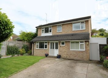 Thumbnail 4 bed detached house for sale in Butterfield, Wooburn Green, High Wycombe