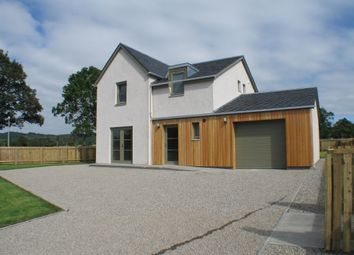 Thumbnail 3 bed detached house for sale in The Glebe, Kiltarlity