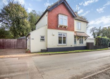 Thumbnail 3 bed semi-detached house for sale in Clapgate, Ware