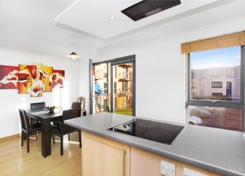 Thumbnail 2 bed flat for sale in Altair Court, 204 Southgate Road, London