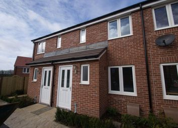 2 bed terraced house to rent in Eyles Road, Tidworth SP9
