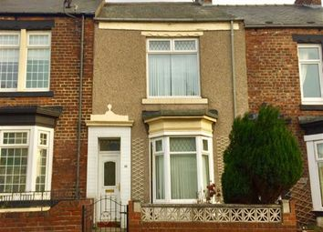 2 bed terraced house for sale in Baring Street, South Shields NE33
