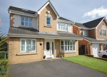 Thumbnail 5 bed detached house for sale in Cherrywood, The Green, Walkerville, Newcastle Upon Tyne
