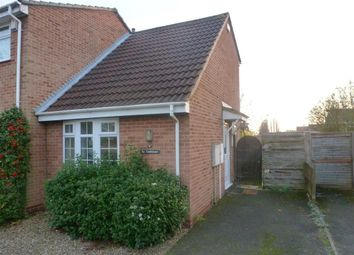 Thumbnail 1 bed property to rent in Russet Close, Oakwood, Derby