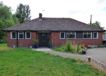 Thumbnail 3 bed detached bungalow for sale in Frog Lane, Motcombe