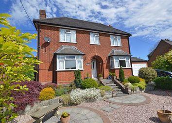Thumbnail 3 bedroom detached house for sale in Brynawel, Bryn Gardens, Bryn Gardens, Newtown, Powys