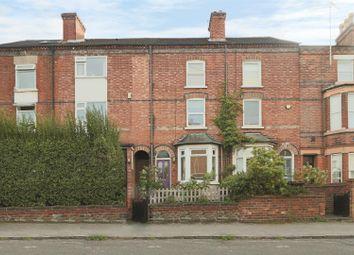 Thumbnail 4 bedroom town house to rent in Burnham Street, Nottingham