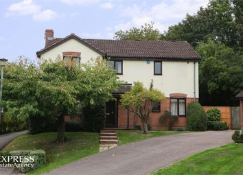 Thumbnail 4 bed detached house for sale in Mount Pleasant Close, Hatfield, Hertfordshire