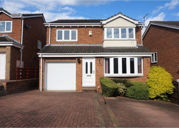 Thumbnail 4 bed detached house for sale in Whisperwood Road, Wakefield