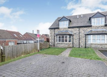 Thumbnail 3 bed semi-detached house for sale in Dewsbury Gate Road, Staincliffe, Dewsbury