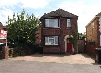 Thumbnail 3 bed detached house for sale in Blunham Road, Biggleswade, Bedfordshire