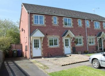 2 bed end terrace house to rent in Eastgate, Hednesford, Cannock WS12