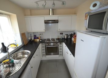 Thumbnail 1 bed flat to rent in Squires Close, Rogerstone, Newport