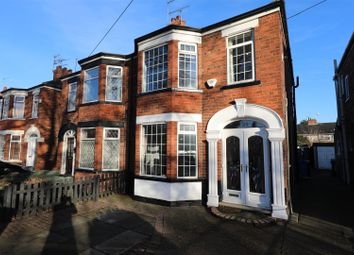 3 bed semi-detached house for sale in Hall Road, Hull HU6