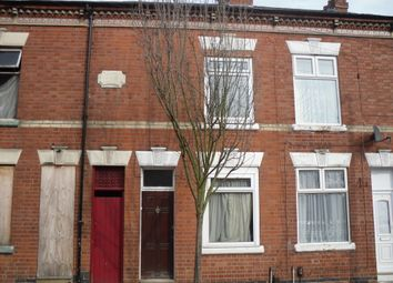 Thumbnail 1 bed flat to rent in Cedar Road Flat, Off Evington Rd, Leicester