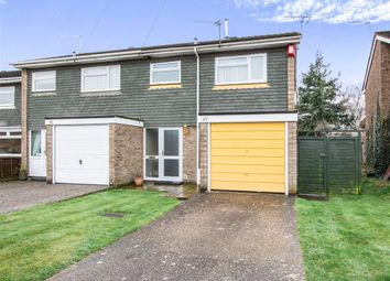 Thumbnail 3 bed end terrace house for sale in Galloway Road, Hamworthy, Poole