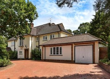 Thumbnail 6 bed detached house to rent in Heath Rise, Camberley, Surrey