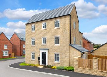 "Thumbnail 4 bed end terrace house for sale in ""Parkin"" at Heathfield Lane, Birkenshaw, Bradford"