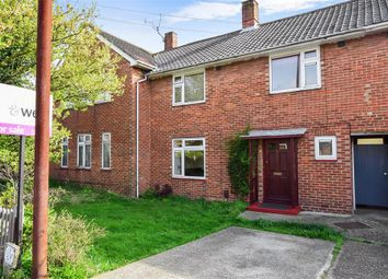 Thumbnail 3 bed terraced house for sale in Penfold Road, Worthing, West Sussex