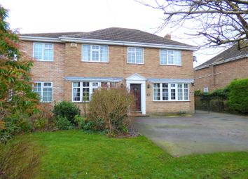 Thumbnail 4 bed detached house for sale in Tinkle Street, Grimoldby, Louth