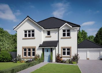 "Thumbnail 4 bed detached house for sale in ""The Blair"" at Dalmahoy Crescent, Balerno"