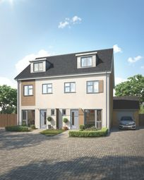 Thumbnail 4 bedroom semi-detached house for sale in Vicus Way, Off Stafferton Way, Maidenhead, Berkshire