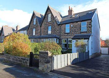 Thumbnail 4 bed property for sale in Wedderburn Road, Harrogate